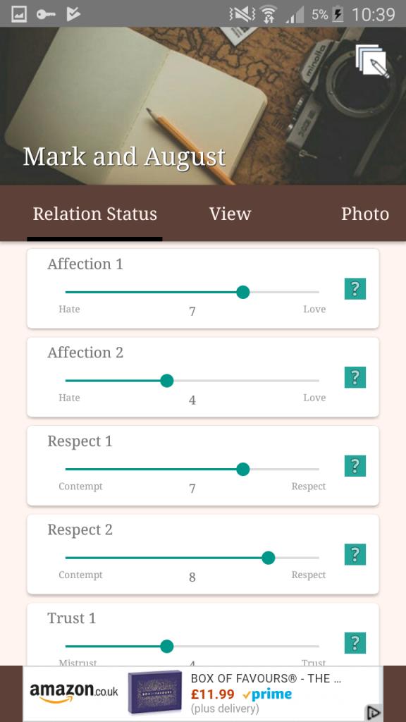 App Review: Character Story Planner 2 – Penstricken